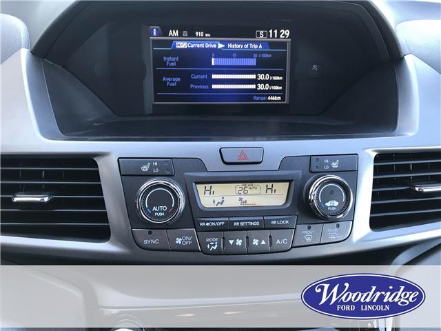 2016 Honda Odyssey EX-L (Stk: 17129) in Calgary - Image 14 of 23