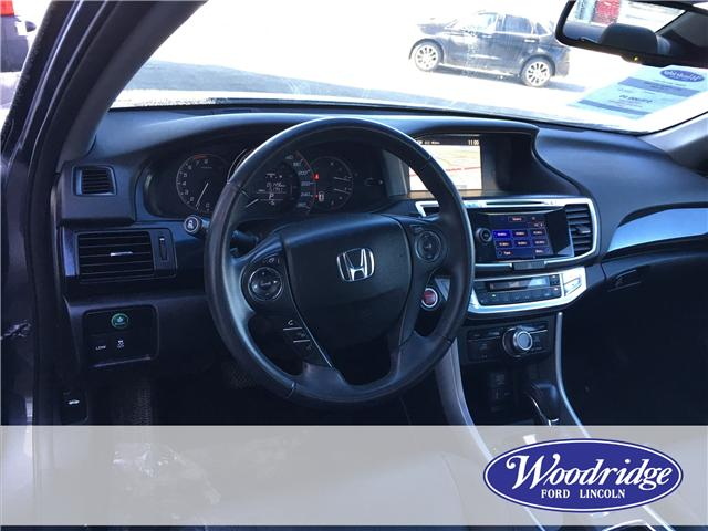2013 Honda Accord EX-L-NAVI (Stk: 17130) in Calgary - Image 9 of 21