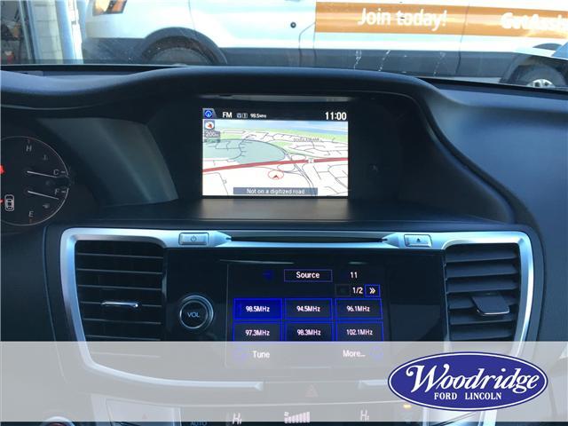 2013 Honda Accord EX-L-NAVI (Stk: 17130) in Calgary - Image 11 of 21