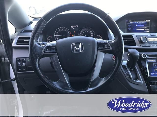 2016 Honda Odyssey EX-L (Stk: 17129) in Calgary - Image 17 of 23