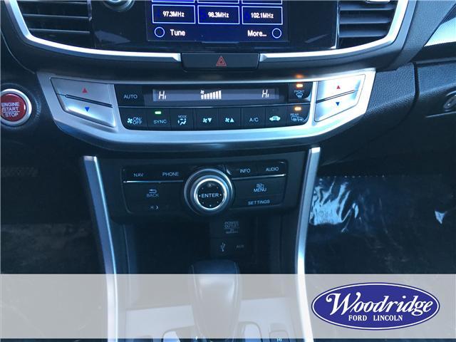 2013 Honda Accord EX-L-NAVI (Stk: 17130) in Calgary - Image 12 of 21
