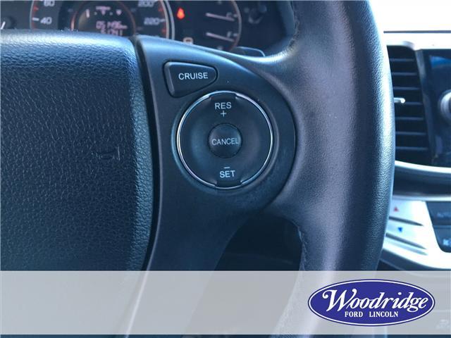 2013 Honda Accord EX-L-NAVI (Stk: 17130) in Calgary - Image 16 of 21