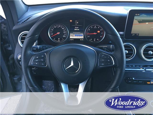 2016 Mercedes-Benz GLC-Class Base (Stk: 17135) in Calgary - Image 15 of 22