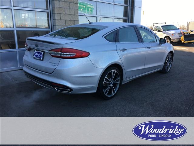 2018 Ford Fusion Titanium (Stk: 17144) in Calgary - Image 3 of 21