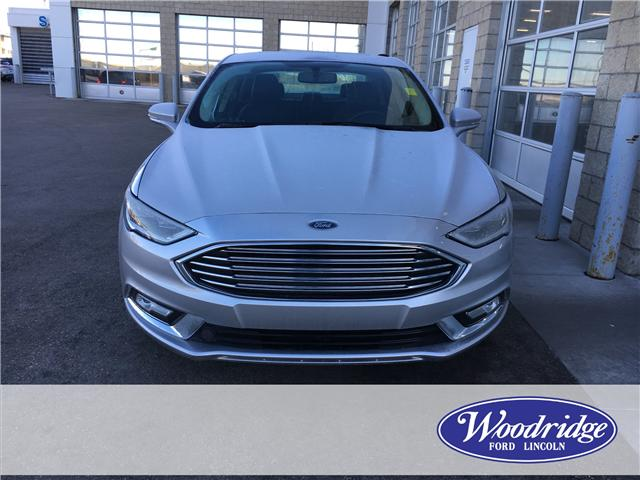 2018 Ford Fusion Titanium (Stk: 17144) in Calgary - Image 4 of 21