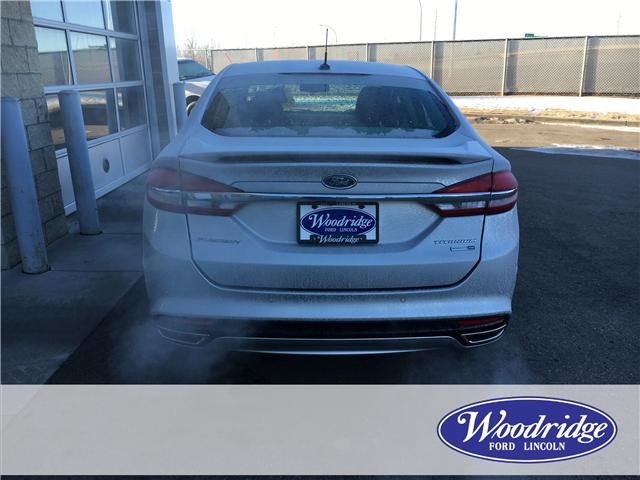 2018 Ford Fusion Titanium (Stk: 17144) in Calgary - Image 6 of 21
