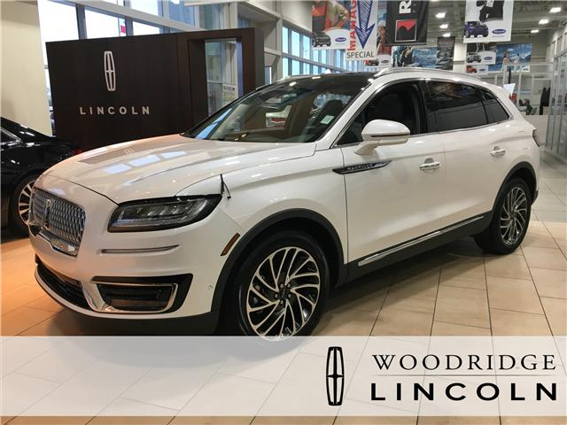 2019 Lincoln Nautilus Reserve (Stk: K-101) in Calgary - Image 1 of 6