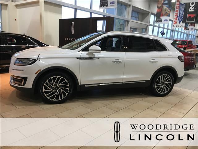 2019 Lincoln Nautilus Reserve (Stk: K-101) in Calgary - Image 2 of 6