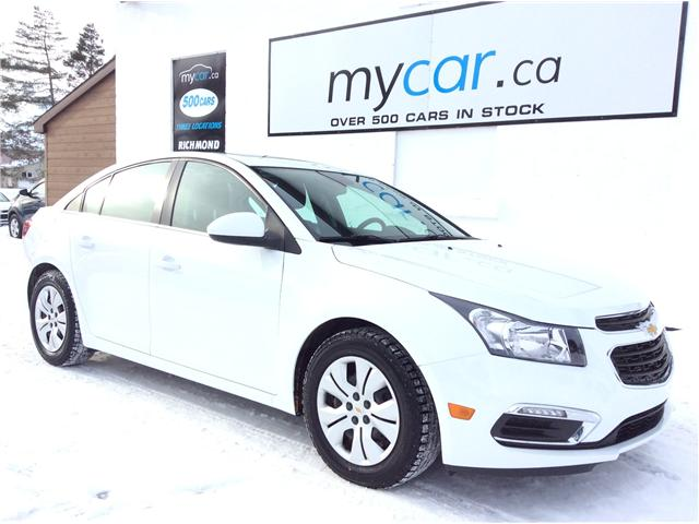 2015 Chevrolet Cruze 1LT (Stk: 182135) in North Bay - Image 1 of 21
