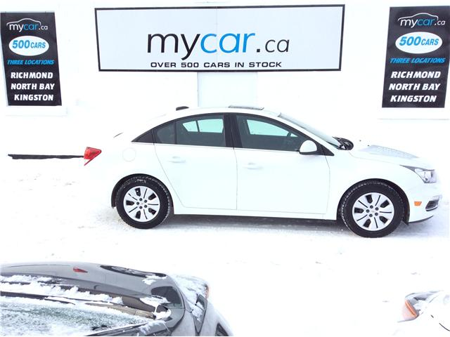 2015 Chevrolet Cruze 1LT (Stk: 182135) in North Bay - Image 2 of 21