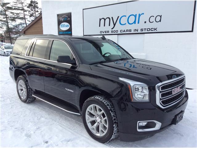 2016 GMC Yukon SLT (Stk: 182088) in Richmond - Image 1 of 18