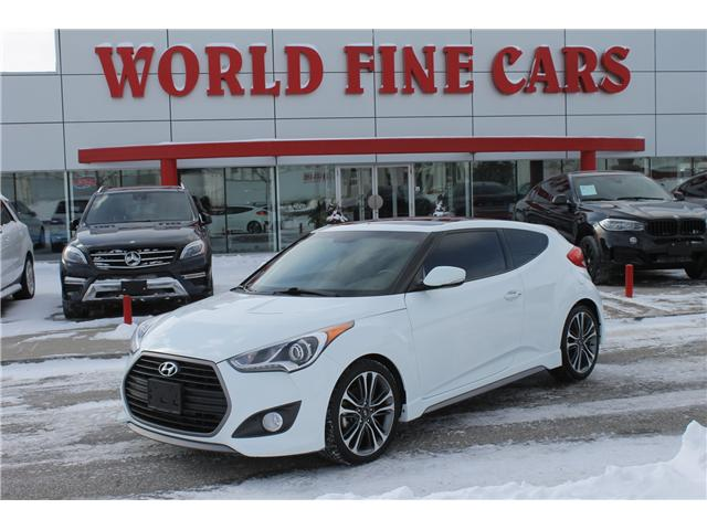2016 Hyundai Veloster Turbo (Stk: 16639) in Toronto - Image 1 of 22