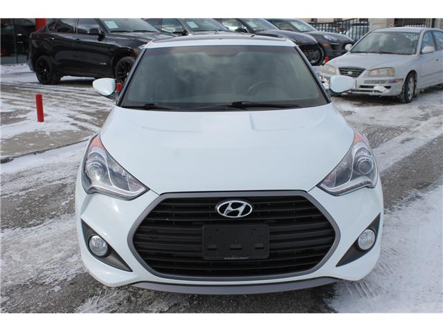 2016 Hyundai Veloster Turbo (Stk: 16639) in Toronto - Image 2 of 22