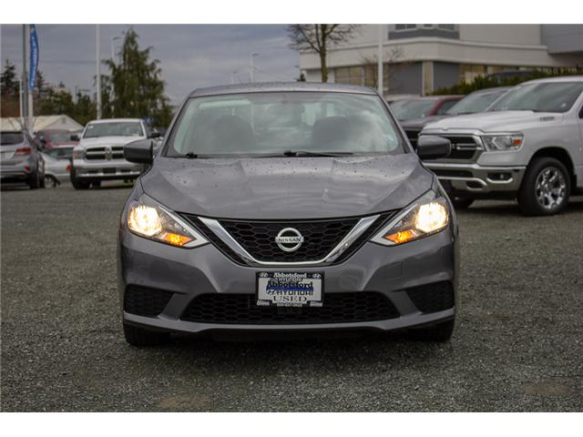 2017 Nissan Sentra 1.8 S (Stk: KF023737AA) in Abbotsford - Image 2 of 25