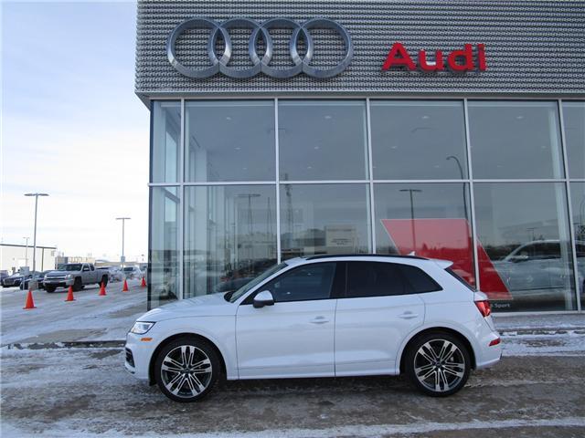 2019 Audi SQ5 3.0T Technik (Stk: 190185) in Regina - Image 2 of 30