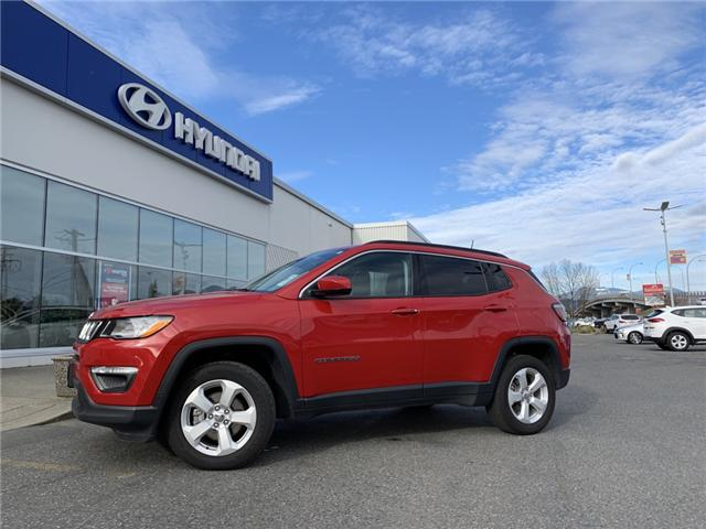 2018 Jeep Compass North (Stk: H19-0022P) in Chilliwack - Image 1 of 13