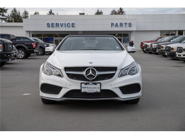 2014 Mercedes-Benz E-Class Base (Stk: 8F16103A) in Surrey - Image 2 of 25