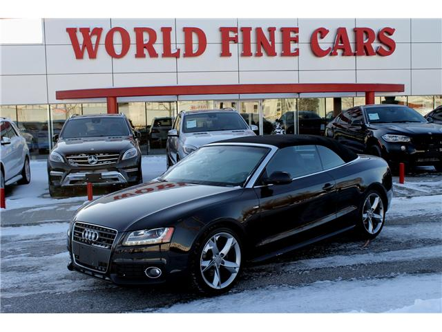 2010 Audi A5 2.0T Premium (Stk: 16651) in Toronto - Image 1 of 25