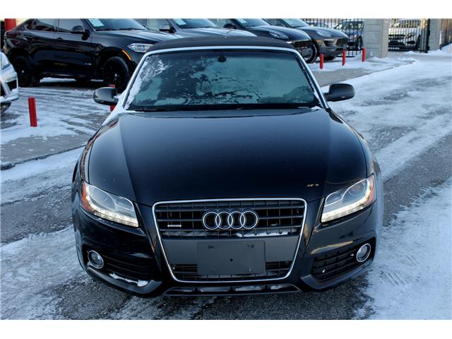 2010 Audi A5 2.0T Premium (Stk: 16651) in Toronto - Image 2 of 25