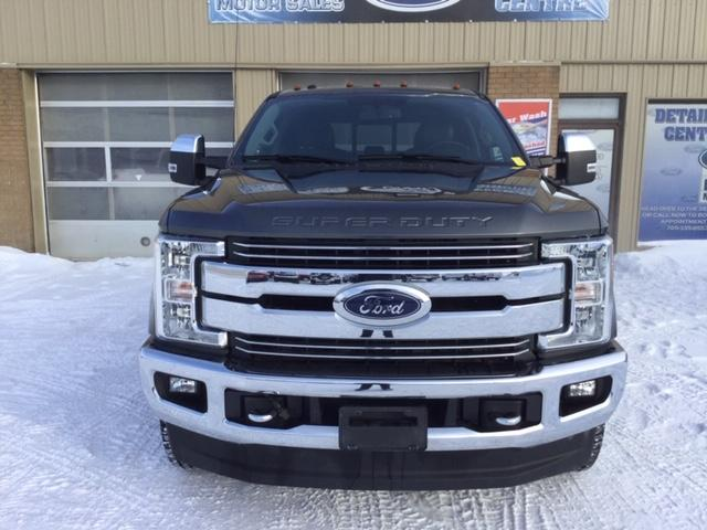 2017 Ford F-250 Lariat (Stk: U-3775) in Kapuskasing - Image 2 of 8