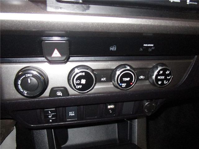 2018 Toyota Tacoma SR5 (Stk: F170537) in Regina - Image 23 of 30