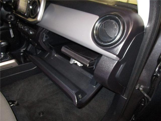 2018 Toyota Tacoma SR5 (Stk: F170537) in Regina - Image 29 of 30