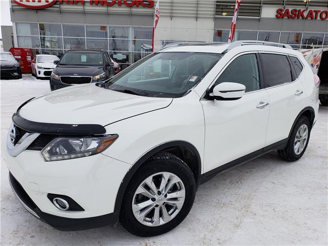 2016 Nissan Rogue SV (Stk: P4376A) in Saskatoon - Image 1 of 25