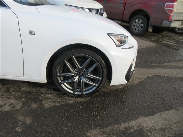 2017 Lexus IS 300 Base (Stk: 8454) in Okotoks - Image 23 of 27