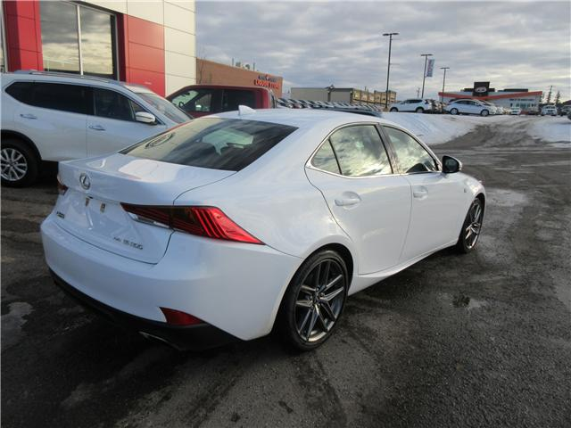 2017 Lexus IS 300 Base (Stk: 8454) in Okotoks - Image 24 of 27