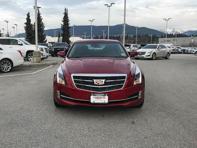 2015 Cadillac ATS 3.6L Performance (Stk: 8D65001) in North Vancouver - Image 9 of 26
