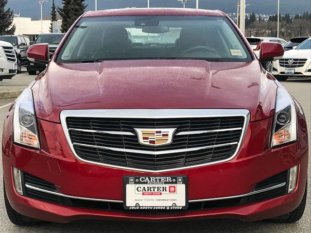 2015 Cadillac ATS 3.6L Performance (Stk: 8D65001) in North Vancouver - Image 10 of 26