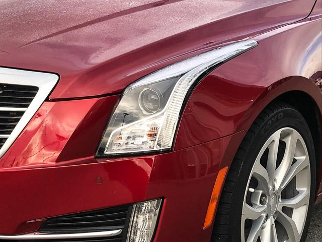 2015 Cadillac ATS 3.6L Performance (Stk: 8D65001) in North Vancouver - Image 11 of 26