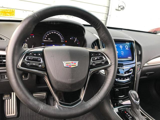 2015 Cadillac ATS 3.6L Performance (Stk: 8D65001) in North Vancouver - Image 19 of 26