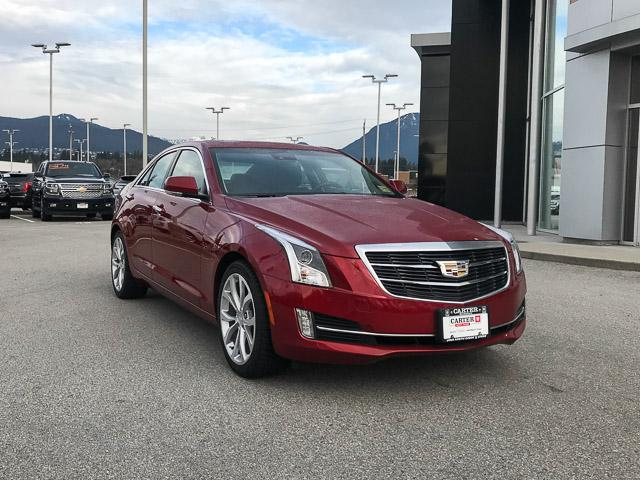 2015 Cadillac ATS 3.6L Performance (Stk: 8D65001) in North Vancouver - Image 2 of 26