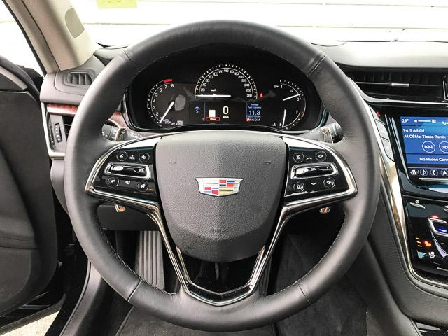 2018 Cadillac CTS 3.6L Luxury (Stk: 971550) in North Vancouver - Image 16 of 26