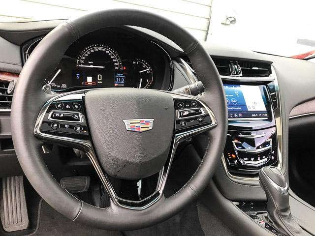 2018 Cadillac CTS 3.6L Luxury (Stk: 971550) in North Vancouver - Image 19 of 26