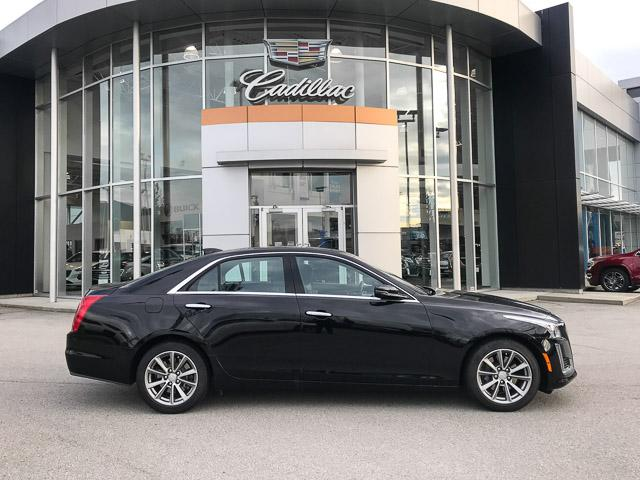 2018 Cadillac CTS 3.6L Luxury (Stk: 971550) in North Vancouver - Image 3 of 26