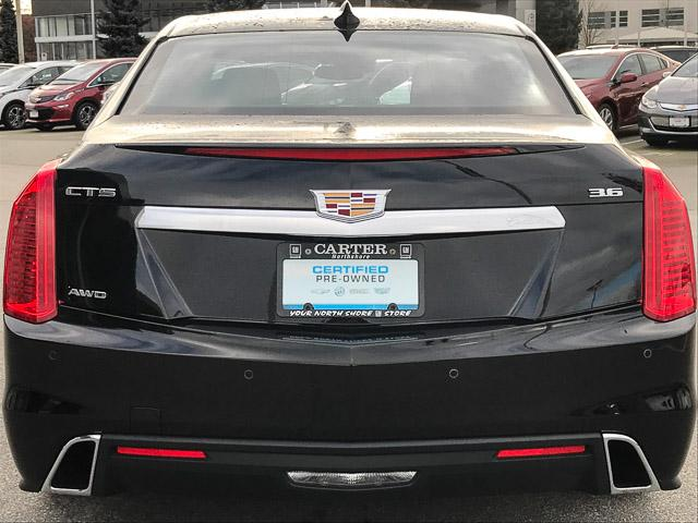 2018 Cadillac CTS 3.6L Luxury (Stk: 971550) in North Vancouver - Image 14 of 26
