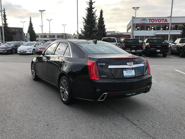 2018 Cadillac CTS 3.6L Luxury (Stk: 971550) in North Vancouver - Image 6 of 26