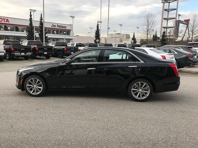 2018 Cadillac CTS 3.6L Luxury (Stk: 971550) in North Vancouver - Image 7 of 26