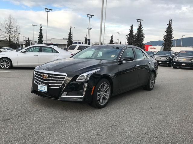 2018 Cadillac CTS 3.6L Luxury (Stk: 971550) in North Vancouver - Image 8 of 26