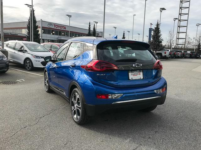 2019 Chevrolet Bolt EV Premier (Stk: 9B72420) in North Vancouver - Image 3 of 13