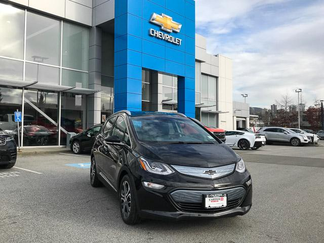 2019 Chevrolet Bolt EV Premier (Stk: 9B73400) in North Vancouver - Image 2 of 13