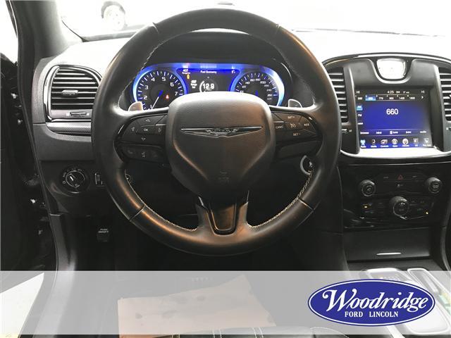 2016 Chrysler 300 S (Stk: J-1336A) in Calgary - Image 14 of 20