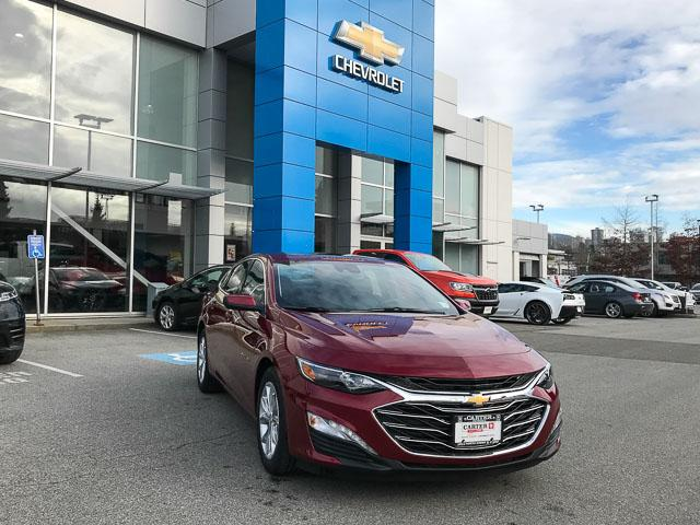 2019 Chevrolet Malibu LT (Stk: 9M31420) in North Vancouver - Image 2 of 13