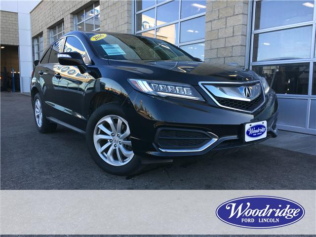 2016 Acura RDX Base (Stk: 17134) in Calgary - Image 1 of 22