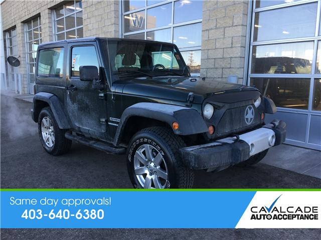 2011 Jeep Wrangler Sport (Stk: R59462) in Calgary - Image 1 of 16