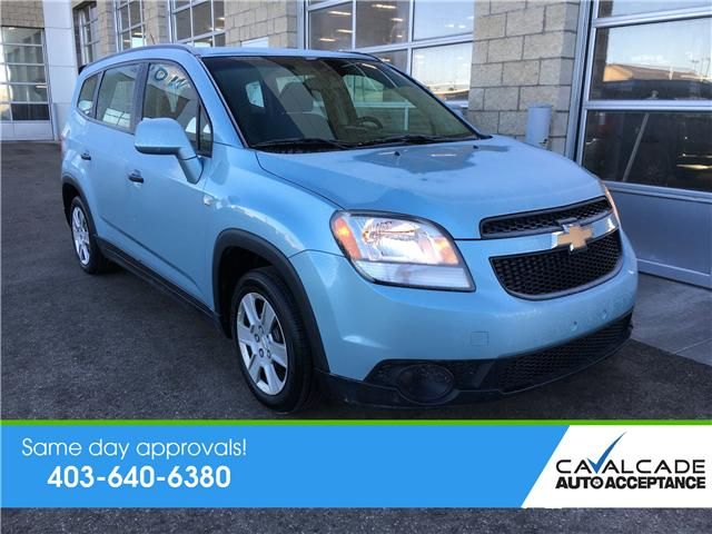 2013 Chevrolet Orlando LS (Stk: R59508) in Calgary - Image 1 of 18