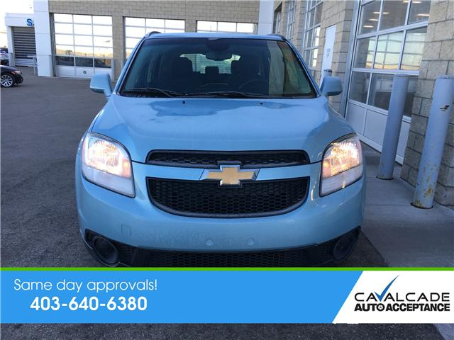 2013 Chevrolet Orlando LS (Stk: R59508) in Calgary - Image 4 of 18