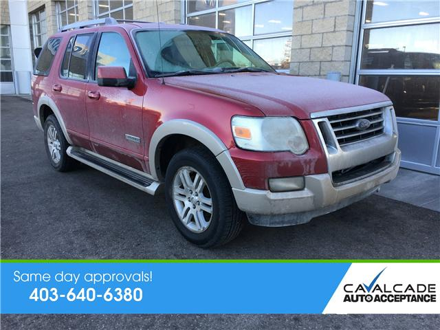 2007 Ford Explorer Eddie Bauer (Stk: R59550) in Calgary - Image 1 of 22